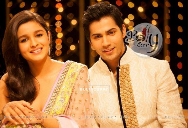 Varun and Aliaa