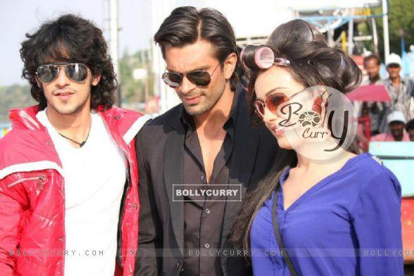 Karan, Rishabh and Surbhi