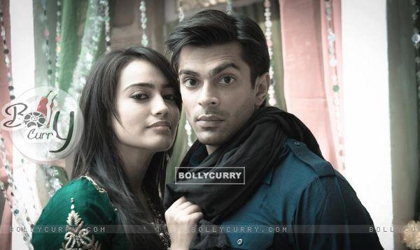 Karan and Surbhi