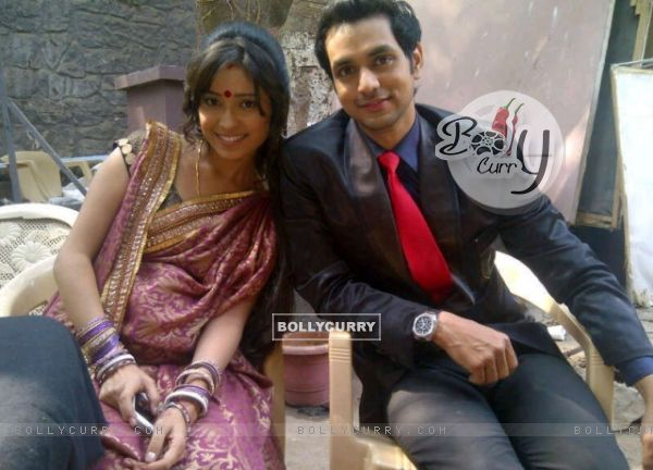 Shakti Arora & Asha Negi