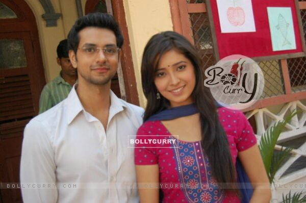 Shakti Arora and Asha Negi