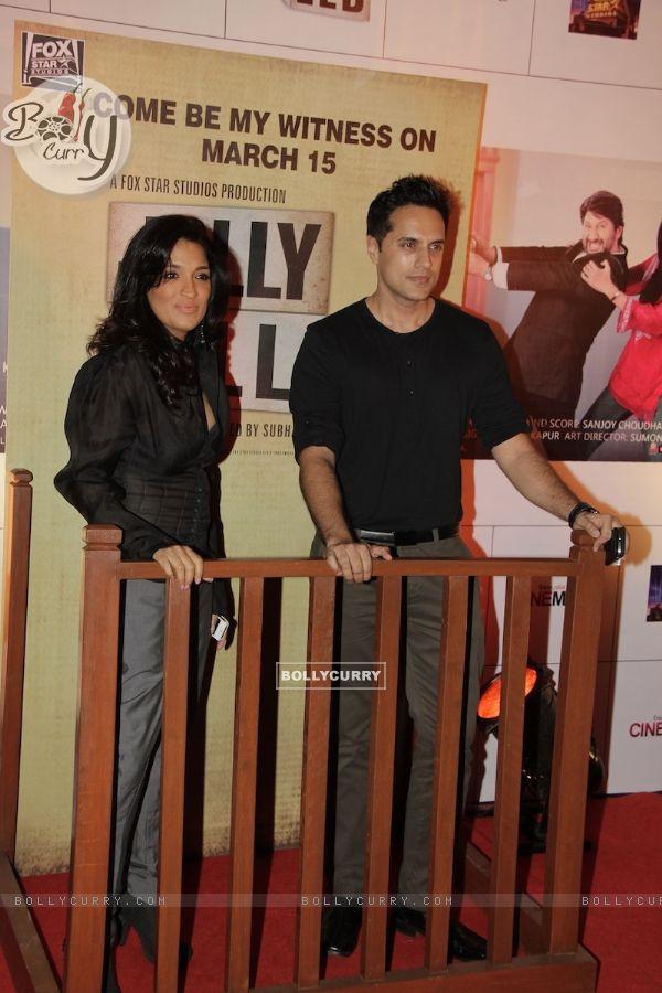Sandhya Mridul at Premiere of movie Jolly LLB (271742)