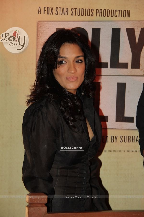 Sandhya Mridul at Premiere of movie Jolly LLB (271743)