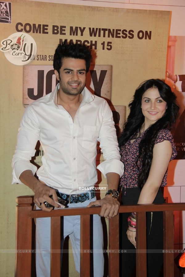 Manish Paul at Premiere of movie Jolly LLB (271751)