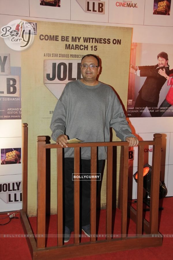 Vivek Vaswani at Premiere of movie Jolly LLB (271754)