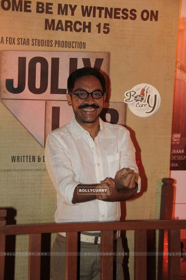 Vrajesh Hirjee at Premiere of movie Jolly LLB (271779)
