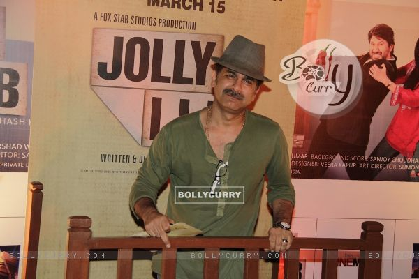 JD Majethia at Premiere of movie Jolly LLB (271780)