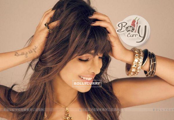 Priyanka Chopra's photoshoot