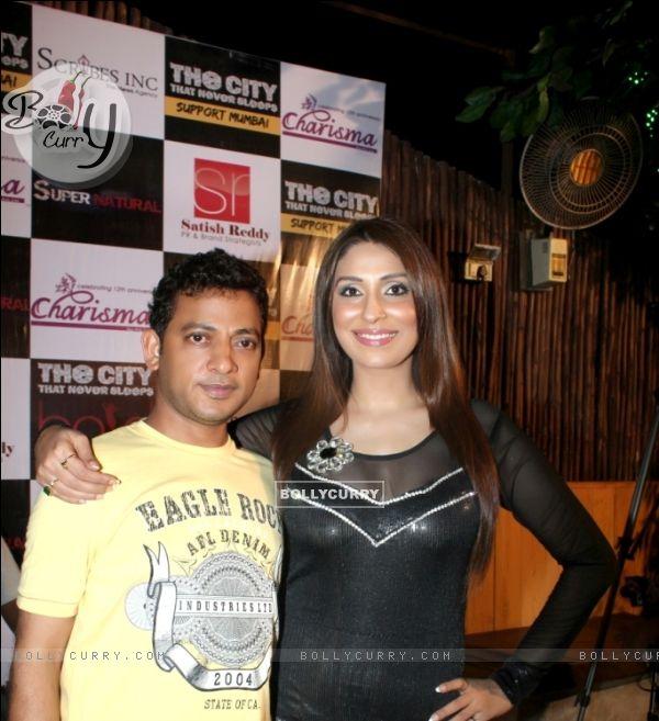 Pooja Missra and Umair Zafar