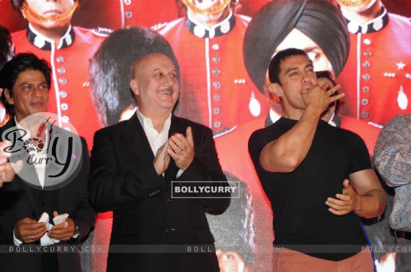 Film Yamla Pagla Deewana 2 music launch ceremony (279409)