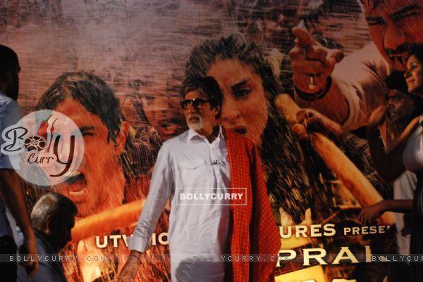 Launch of the song Raghupati Raghav Raja Ram from Satyagraha (288377)