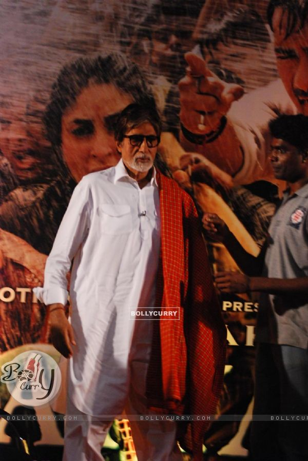 Launch of the song Raghupati Raghav Raja Ram from Satyagraha (288378)