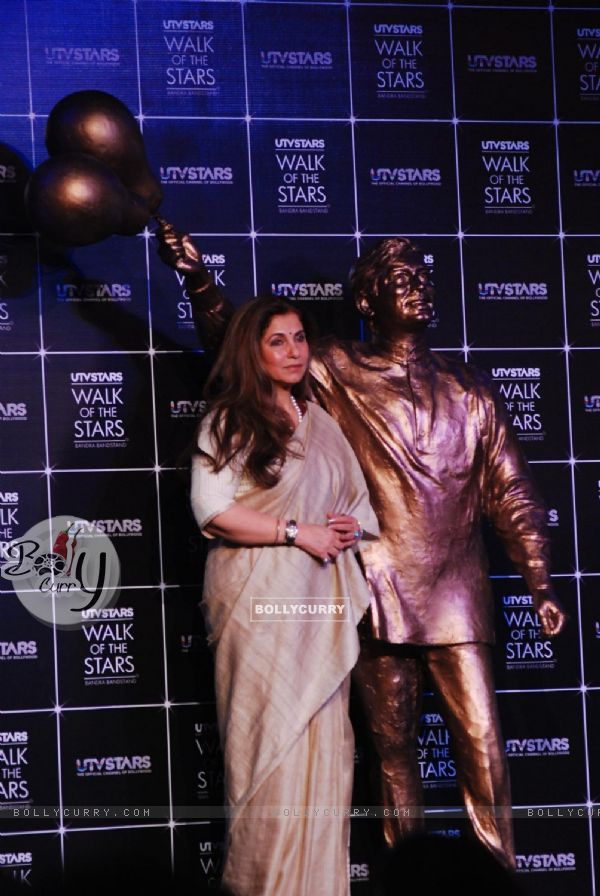Unveiling of the Statue of Rajesh Khanna