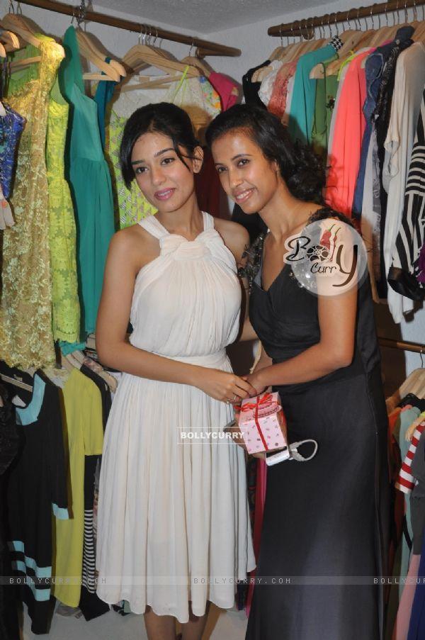 Amrita Rao at LASHA store launch
