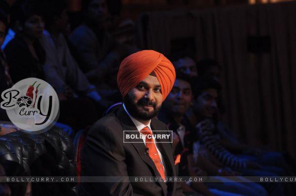Navjot Singh Sidhu at Satyagraha's  Promotion on Comedy Nights with Kapil (292067)