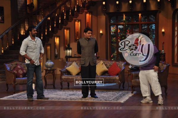 Satyagraha's  Promotion on Comedy Nights with Kapil (292072)