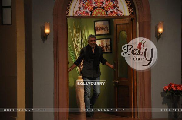Prakash Jha at Satyagraha's  Promotion on Comedy Nights with Kapil (292078)