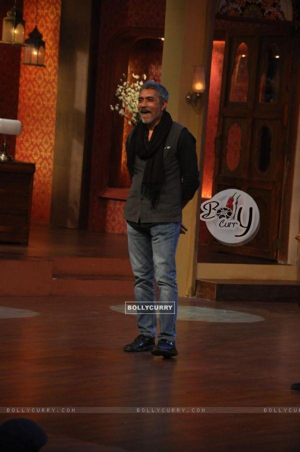 Prakash Jha at Satyagraha's  Promotion on Comedy Nights with Kapil (292079)