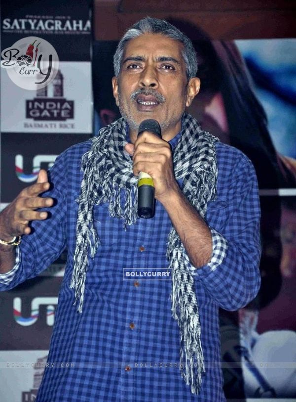 Prakash Jha at Satyagraha movie promotion (293249)