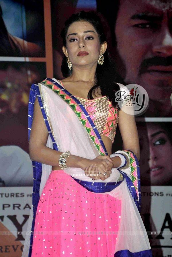 Amrita Rao at Satyagraha movie team during the promotion (293254)