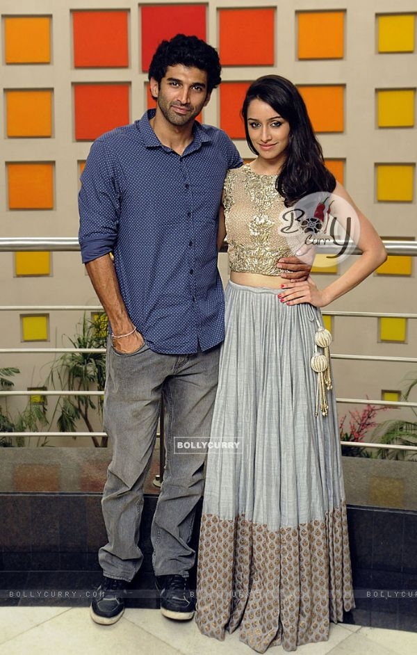 Aditya and Shraddha