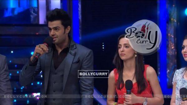 Sanaya and Manish