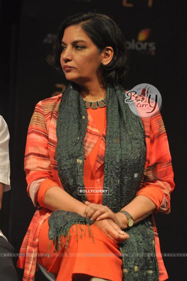 Shabana Azmi at the '24' - Press meet