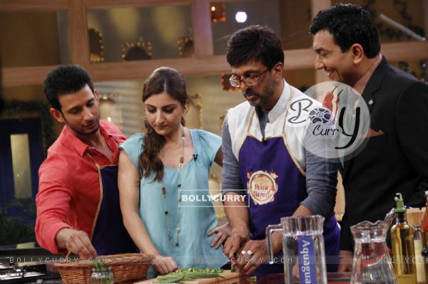 Sanjeev Kapoor Ke Kitchen Khiladi
