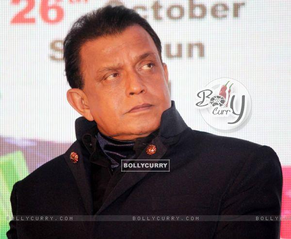 Mithun Da at the Launch of Dance India Dance Season 4