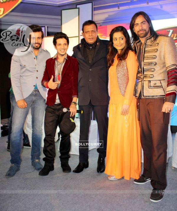 Launch of Zee TV's Dance India Dance Season 4