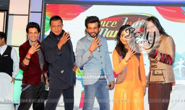 Launch of Zee TV's Dance India Dance Season 4