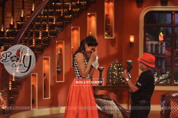 Promotion of Ram Leela on Comedy Nights with Kapil (301931)