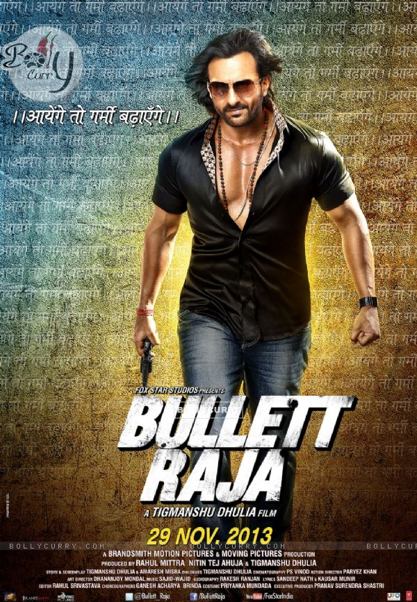 Bullet Raja (303991)