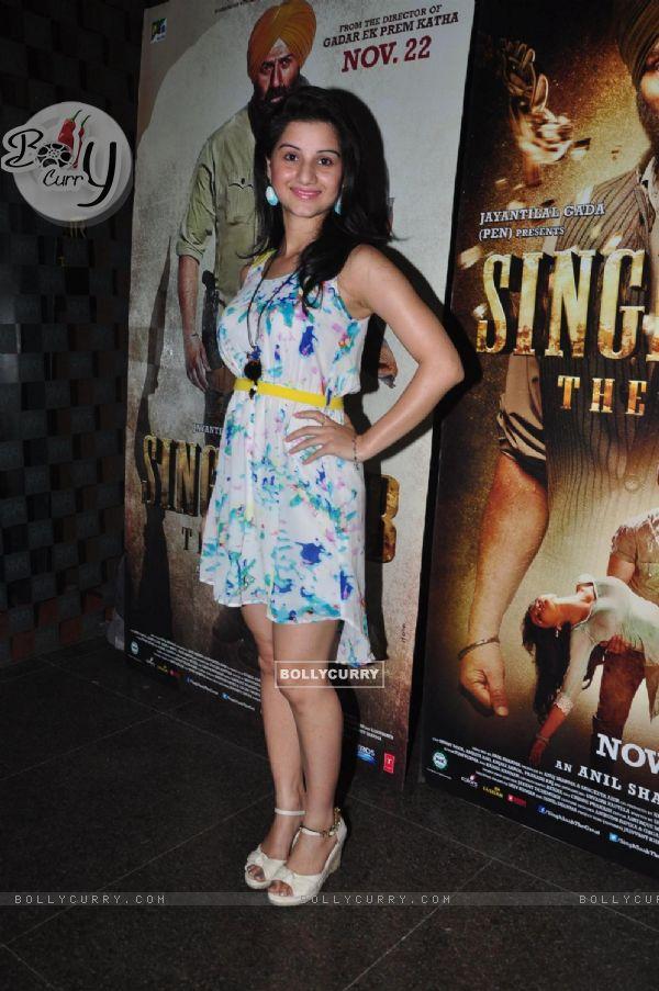 Special Screening of film Singh Saab The Great (304244)