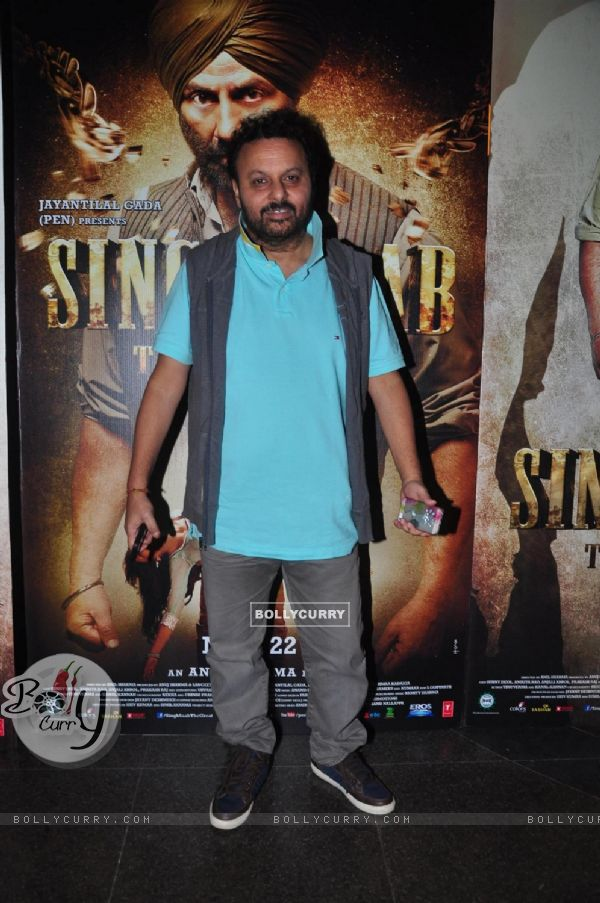 Anil Sharma at the Special Screening of film Singh Saab The Great (304246)