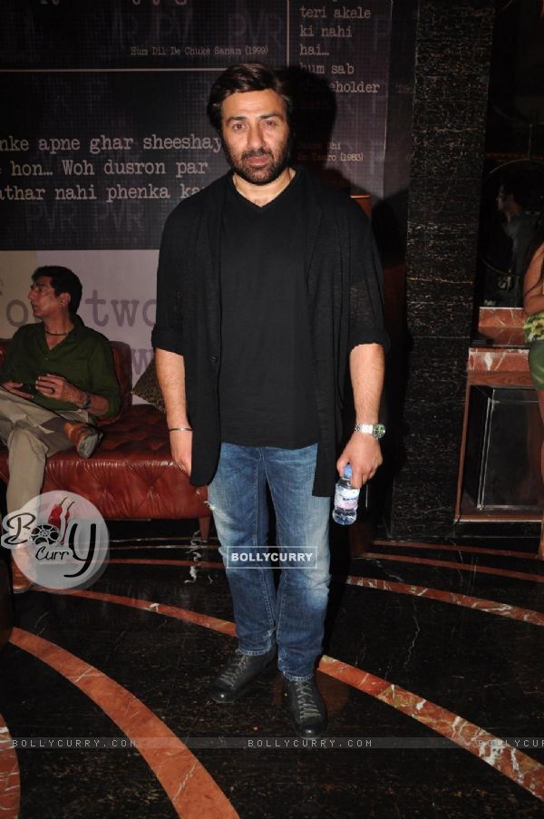 Sunny Deol at the Special Screening of film Singh Saab The Great (304249)