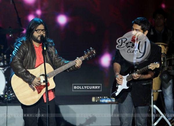 Arijit Singh and Pritam Chakraborty