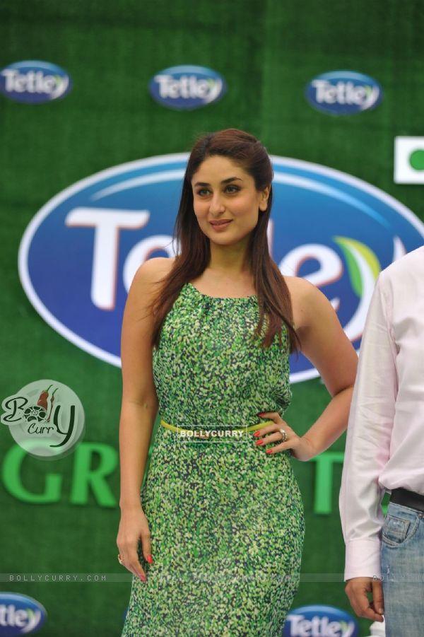 Kareena Kapoor was seen at the Launch