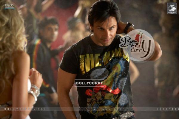 Saif Ali Khan looking hot