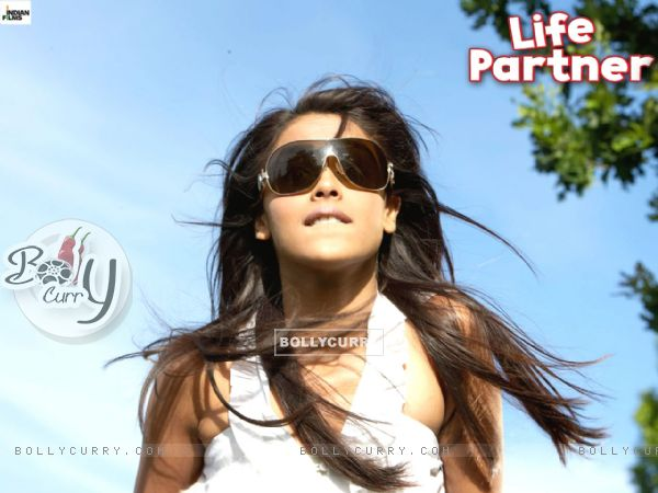 Genelia Dsouza Wallpaper from the movie Life Partner