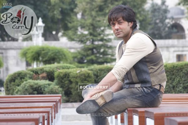 Bobby Deol looking gorgeous