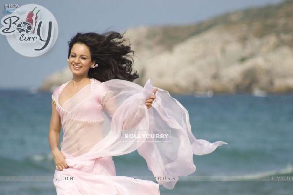 A still image of Kangna Ranaut