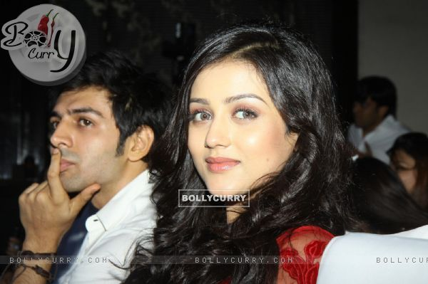 Mishti was at the Music Launch of 'Kaanchi'