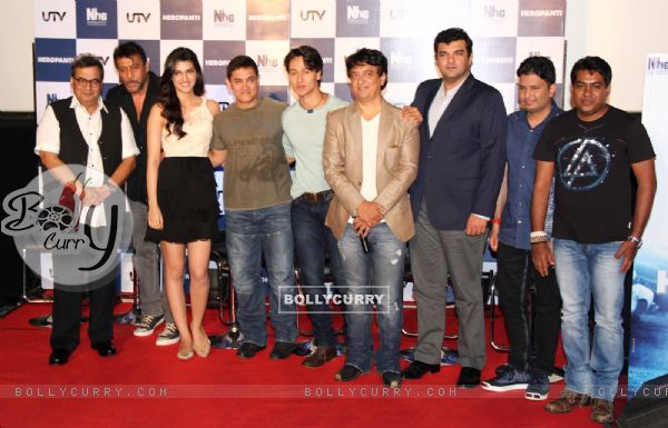 Trailer launch of Heropanthi