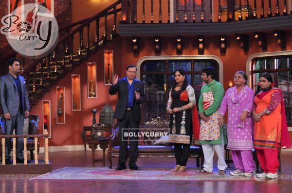 Rajat Sharma on Comedy Nights With Kapil