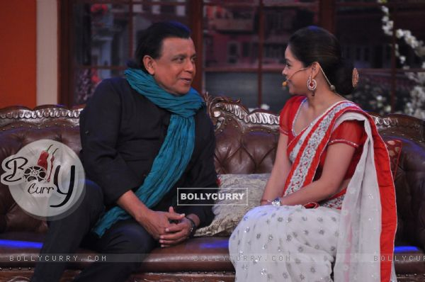 Promotions of Kaanchi On Comedy Nights With Kapil