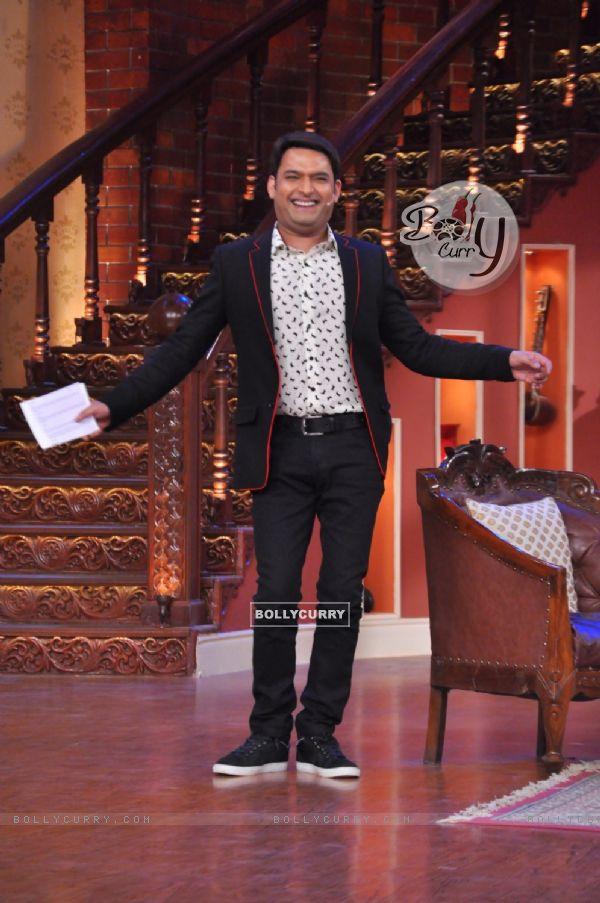 Kapil Sharma On Comedy Nights With Kapil