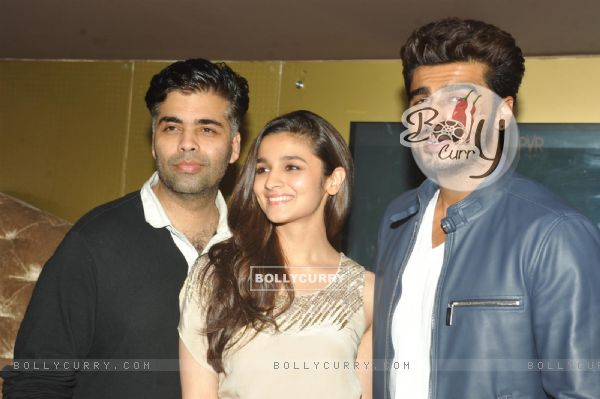 Promotion of '2 States'