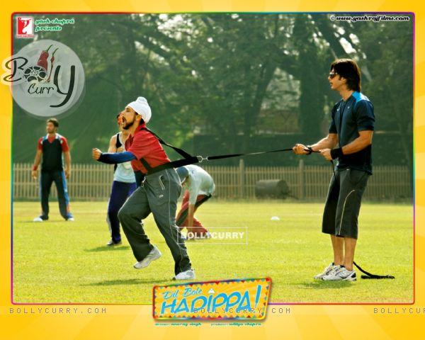Dil Bole Hadippa movie wallpaper