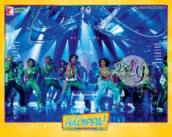 Wallpaper of Dil Bole Hadippa movie